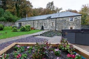 I acre walled garden
