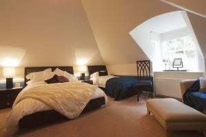 Douglas Fir Bedroom