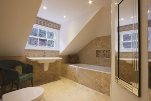 Rowan & Lime Bathroom