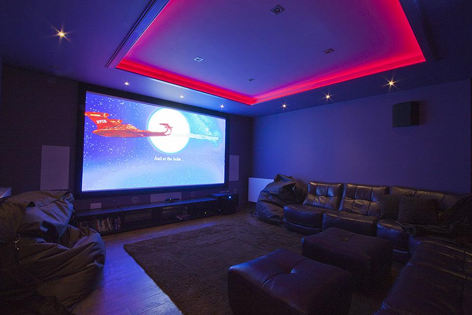 Cinema Room Image 1