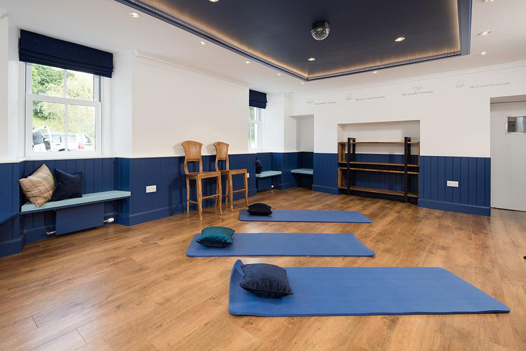 Yoga studio 1
