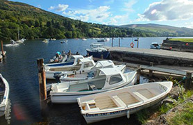 Loch Tay Boating Centre
