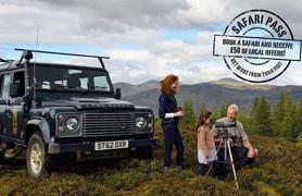 Highland Safaris and Loch Tay Safaris