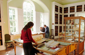 The Library of Innerpreffray